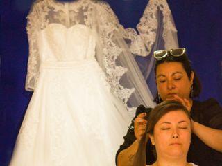 El matrimonio de Rocío y Jordán 3