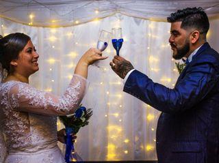 El matrimonio de Rocío y Jordán
