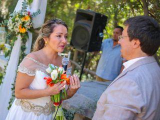 El matrimonio de Carolina y Martín 3