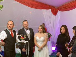 El matrimonio de Ana y Gabriel 1