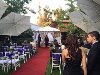 El matrimonio de Vanessa y Ricardo 2