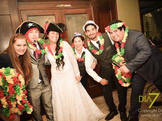 El matrimonio de Vanessa y Ricardo 3