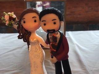 El matrimonio de Solange y Carlos 2