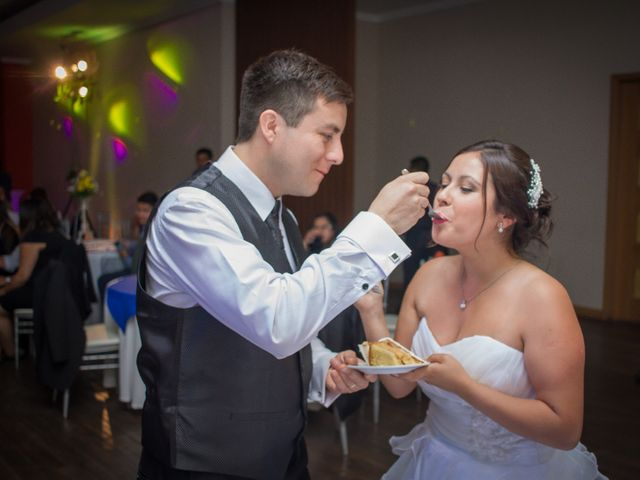 El matrimonio de Madelein y Goet