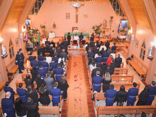 El matrimonio de Jorge y Daniela en Punta Arenas, Magallanes 29
