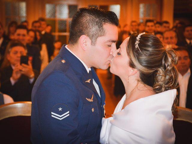 El matrimonio de Jorge y Daniela en Punta Arenas, Magallanes 1