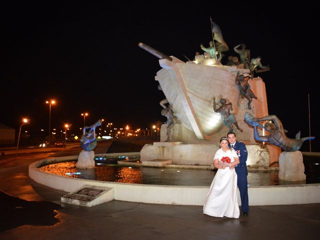 El matrimonio de Jorge y Daniela en Punta Arenas, Magallanes 43
