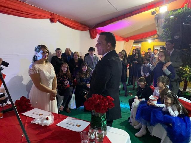 El matrimonio de Ana y Gabriel