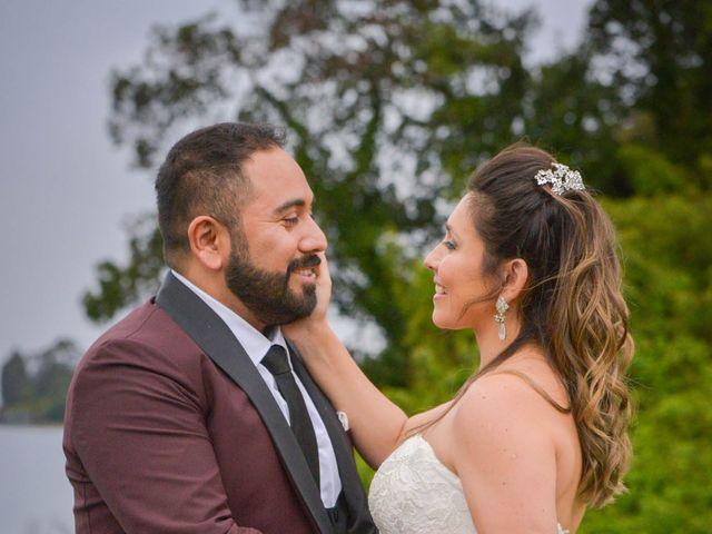 El matrimonio de Carlos y Solange en Puerto Varas, Llanquihue 12