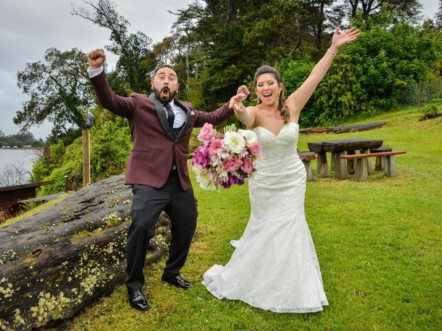 El matrimonio de Carlos y Solange en Puerto Varas, Llanquihue 1