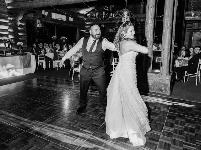 El matrimonio de Solange y Carlos