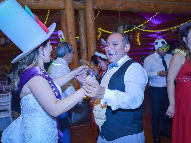 El matrimonio de Carlos y Solange en Puerto Varas, Llanquihue 23