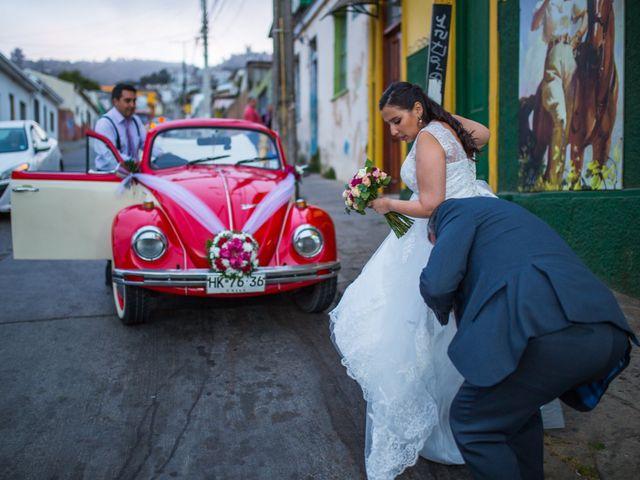 El matrimonio de Sebastián y Rocío en Valparaíso, Valparaíso 12