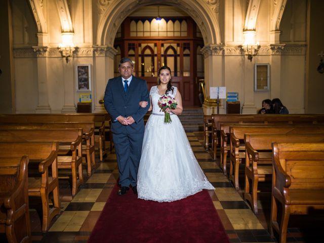 El matrimonio de Sebastián y Rocío en Valparaíso, Valparaíso 14