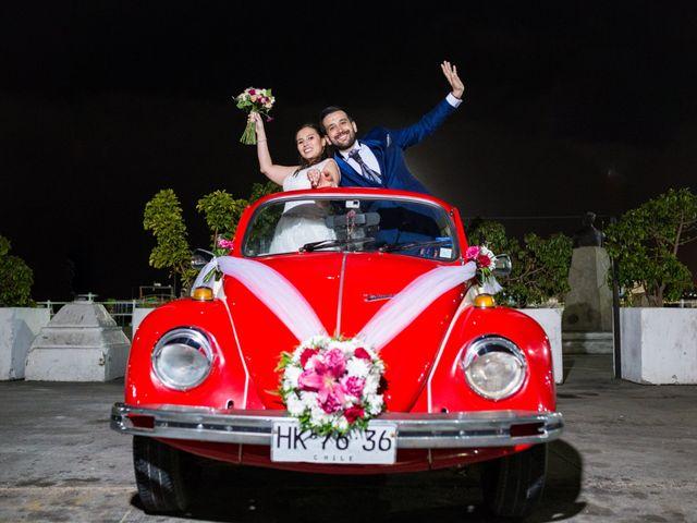 El matrimonio de Rocío y Sebastián