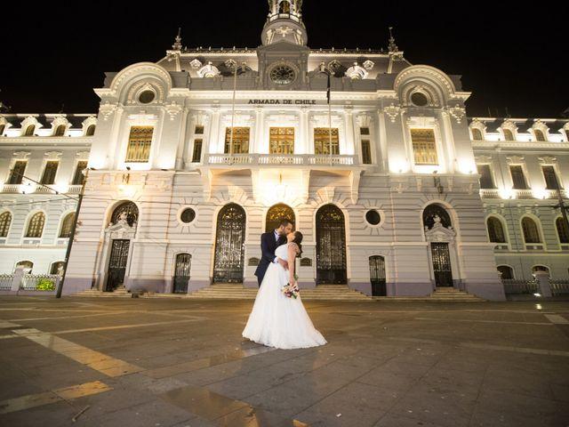 El matrimonio de Sebastián y Rocío en Valparaíso, Valparaíso 26