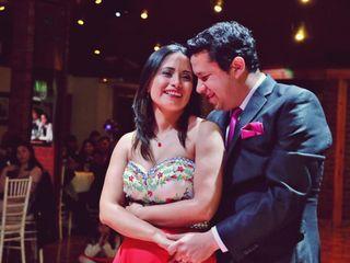 El matrimonio de Carol y Francisco 1