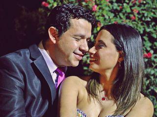 El matrimonio de Carol y Francisco
