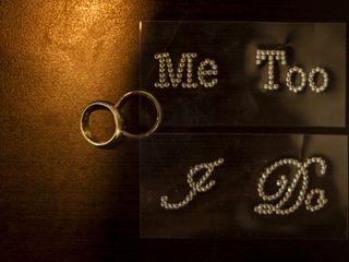 El matrimonio de Gabriela y Eduardo 1