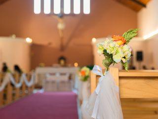 El matrimonio de Bárbara y Cristopher 1
