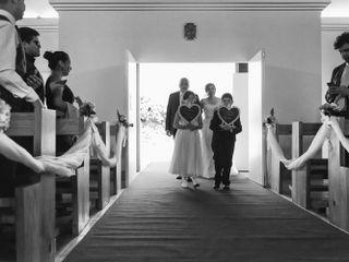 El matrimonio de Bárbara y Cristopher 3