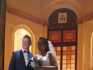 El matrimonio de Marcela y Farouk  1