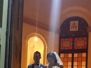 El matrimonio de Marcela y Farouk  2
