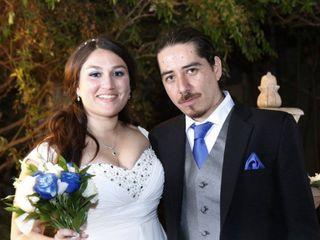 El matrimonio de Gastón y Consuelo