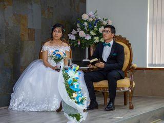 El matrimonio de Yasna y Bastian 1