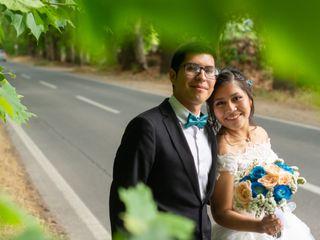 El matrimonio de Yasna y Bastian 2