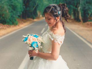El matrimonio de Yasna y Bastian 3