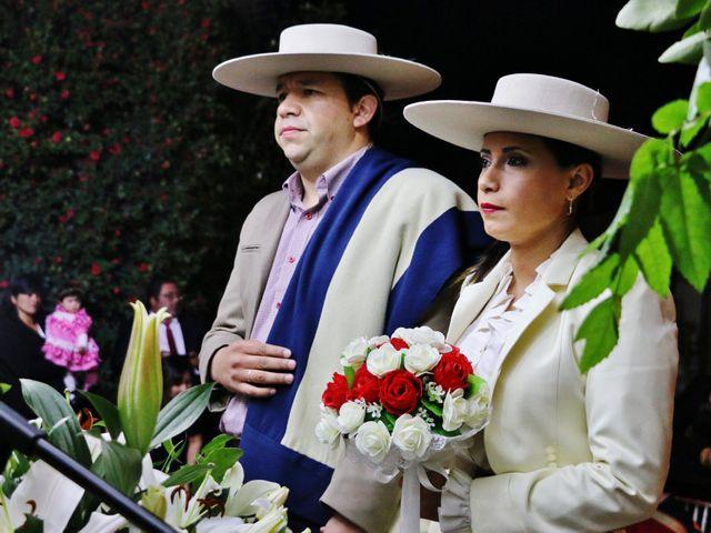 El matrimonio de Francisco y Carol en Graneros, Cachapoal 9