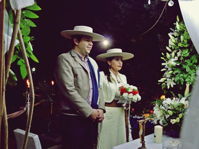 El matrimonio de Francisco y Carol en Graneros, Cachapoal 10