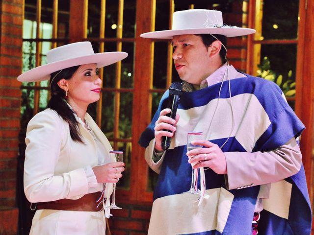 El matrimonio de Francisco y Carol en Graneros, Cachapoal 11
