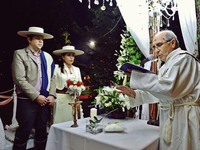 El matrimonio de Francisco y Carol en Graneros, Cachapoal 13