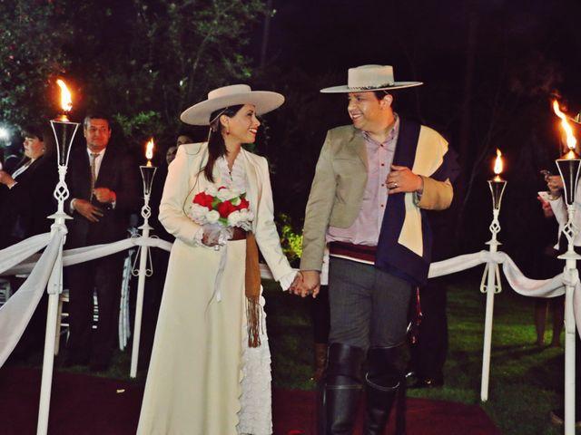 El matrimonio de Francisco y Carol en Graneros, Cachapoal 15