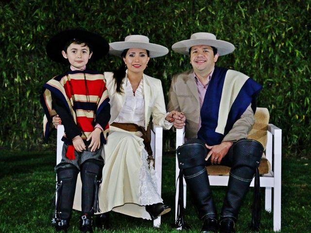 El matrimonio de Francisco y Carol en Graneros, Cachapoal 17