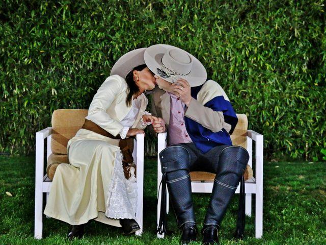 El matrimonio de Francisco y Carol en Graneros, Cachapoal 18