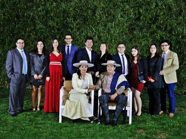 El matrimonio de Francisco y Carol en Graneros, Cachapoal 19