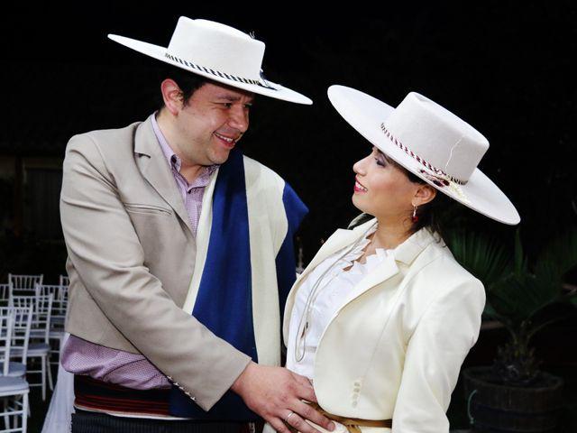 El matrimonio de Francisco y Carol en Graneros, Cachapoal 20