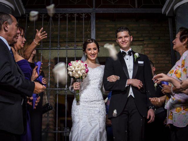 El matrimonio de Gabriela y Eduardo