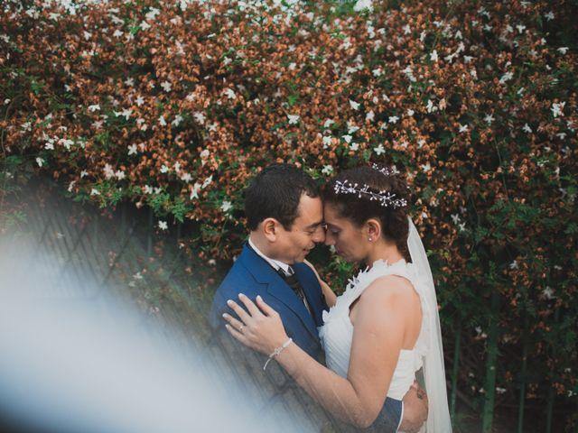 El matrimonio de Natalia y Jorge