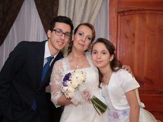 El matrimonio de Pedro y Maria Angelica 2