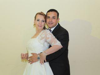 El matrimonio de Pedro y Maria Angelica