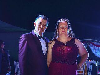 El matrimonio de Jorge y Claudia 1