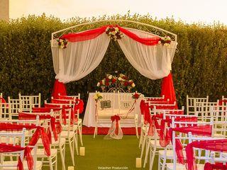 El matrimonio de Jorge y Claudia 3