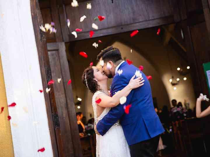 El matrimonio de Camila y Pablo