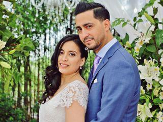 El matrimonio de Ivonne y Mauricio 2