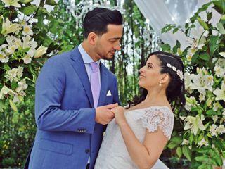 El matrimonio de Ivonne y Mauricio 3