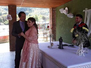 El matrimonio de Katherine  y Marco